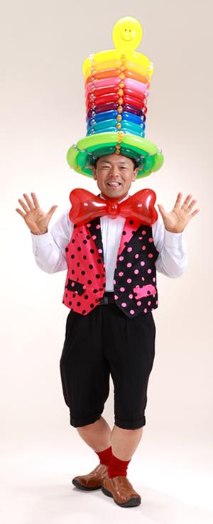 風船太郎(バルーンショー)の画像