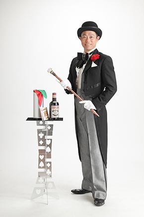 Mr.オクチ(コメディーエンターテイナー)の画像