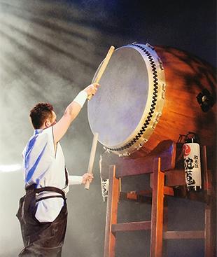 和太鼓「破魔」の画像
